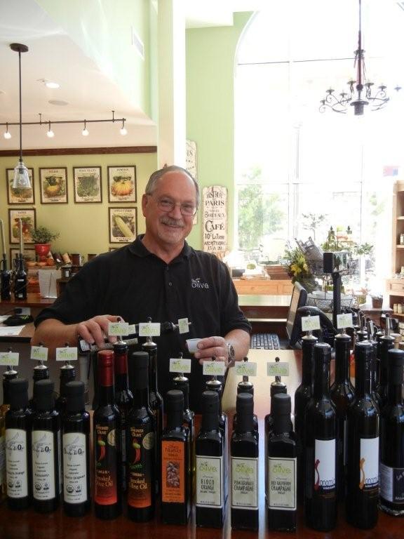 We Olive Thousand Oaks owner Alan Davis