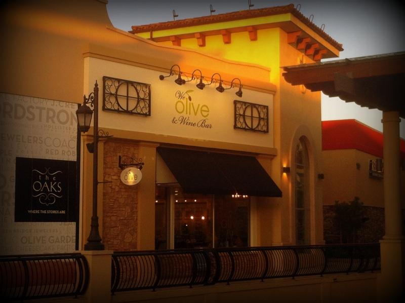 We Olive Thousand Oaks storefront