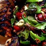 balsamic marinated pork tenderloin