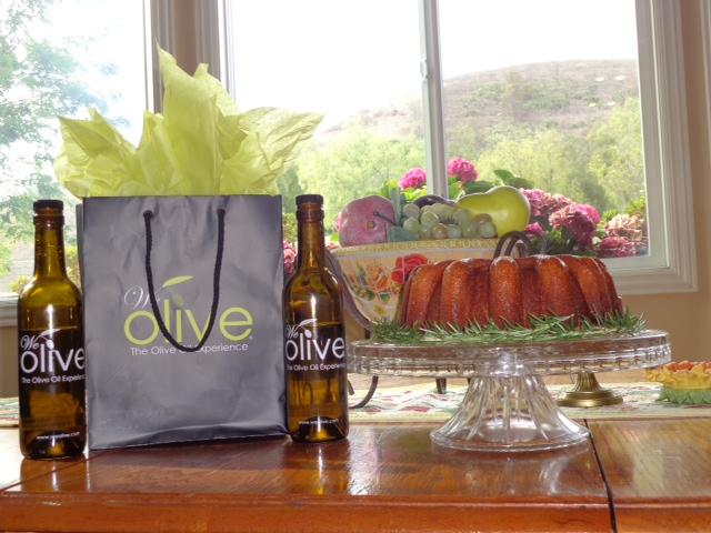 We Olive Cake