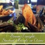 steamed mussels slide