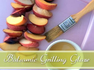 balsamic grilling glaze slider