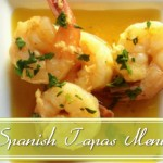 spanish tapas menu slider