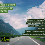 #weolivetheearth