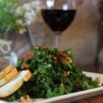 Chopped Salad at We Olive