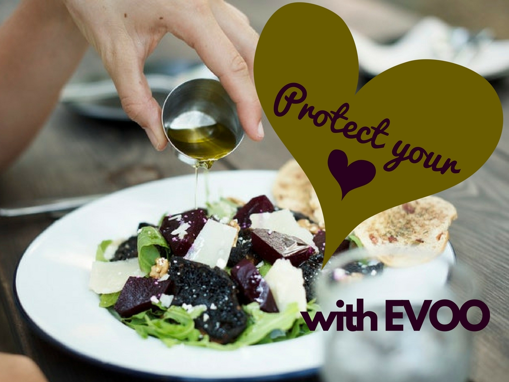 Heart healthy recipes with olive oil we olive extra virgin olive oil is loaded with health benefits and incorporating it into your diet forumfinder Image collections